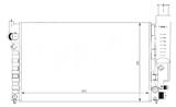 РАДИАТОР ОХЛАЖДЕНИЯ ДВИГАТЕЛЯ 1,6AC/ 1,6+/-AC AКПП/ 1,9+/-AC/ 1,9D+/-AC