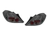 ТЮНИНГ - КОМПЛЕКТ ЗАДНИХ ВНЕШНИХ ФОНАРЕЙ (3 дв) С LED (СВЕТОДИОДЫ) ТОНИРОВАННЫЕ ВНУТРИ ХРОМ