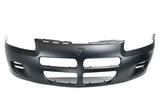 Бампер передний без отверстий под птф для Додж Стратус Седан / Dodge Stratus Седан