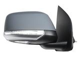 Зеркало правое электрическое с подогревом указателем поворота подсветкой автоскладывателем  для Ниссан Патфайндер Р51 / Nissan Pathfinder R51