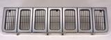 Решетка радиатора хром для Джип Гранд Чероки / Jeep Grand Cherokee - 1 Поколение Z