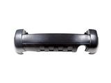 Задний бампер для модели с расширителем грунтованный для Хендай Туксон / Hyundai Tucson