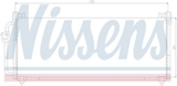 КОНДЕНСАТОР (РАДИАТОР) КОНДИЦИОНЕРА (735x291mm)