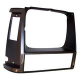 Решетка радиатора правая черная для Джип Чероки / Jeep Cherokee - 1 Поколение Xj