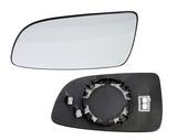 Стекло зеркала левое без подогрева для Шевроле Авео Т255 Хэтчбэк / Chevrolet Aveo T255 Хетчбек