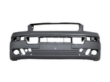 Передний бампер серый для Фольксваген Транспортер Т5 / Volkswagen Transporter T5