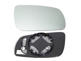 Стекло правого зеркала малое механическое  для Фольксваген Гольф 4 / Volkswagen Golf 4