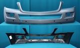 Бампер передний с отверстиями под парктроник грунтованный для Мерседес X164 Гл-класс / Mercedes X164 Gl-class