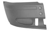 Угол переднего бампера правый без отверстия под птф для Форд Транзит / Ford Transit Mark 6