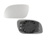Стекло левого зеркала с подогревом для Фольксваген Туран / Volkswagen Touran
