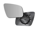 Стекло правого зеркала с подогревом  для Мерседес W204 / Mercedes W204