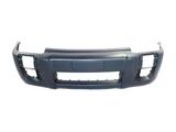 Бампер передний с отверстиями под птф и расширитель для Хендай Туксон / Hyundai Tucson