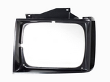 Решетка радиатора левая черная для Шевроле Блейзер / Chevrolet Blazer
