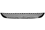 Решетка в передний бампер центр верхняя для Мерседес Спринтер / Mercedes Sprinter