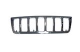 Решётка радиатора хром laredo для Джип Гранд Чероки / Jeep Grand Cherokee - 2 Поколение Wj Wg