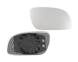 Стекло правого зеркала с подогревом для Фольксваген Туран / Volkswagen Touran