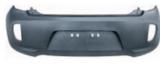 Бампер задний для Киа Пиканто / Kia Picanto - 2 Поколение