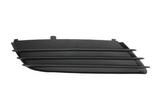 Решетка переднего бампера правая без отверстий под противотуманки  для Опель Астра Х / Opel Astra H