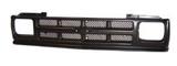 Решетка радиатора черная для Шевроле Блейзер / Chevrolet Blazer