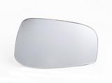 Стекло правого зеркала с подогревом  для Вольво С60 / Volvo S60