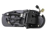 Зеркало правое электрическое с подогревом , автоскладыватель , памятью без крышки  для Мерседес W211 / Mercedes W211