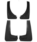 Комплект брызговиков переднего крыла + задн  для Бмв Е70 X5 / Bmw E70 X5