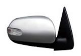 Зеркало правое электрическое без подогрева , с указателем поворота для Киа Церато / Kia Cerato - 2 Поколение