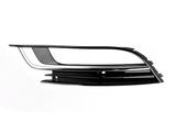 Решетка в передний бампер правая для Фольксваген Пассат Сс / Volkswagen Passat Cc