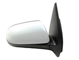 Зеркало правое электрическое с подогревом грунтованное  для Шевроле Авео Т250 / Chevrolet Aveo T250