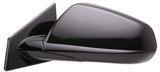 Зеркало левое электрическое с подогревом грунтованное для Кадиллак Срх / Cadillac Srx