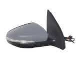 Зеркало правое электрическое с подогревом  для Фольксваген Гольф 6 / Volkswagen Golf 6