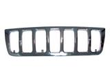 Решетка радиатора хром для Джип Гранд Чероки / Jeep Grand Cherokee - 2 Поколение Wj Wg