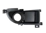 Решетка переднего бампера правая с отверстием под птф для Митсубиси Лансер / Mitsubishi Lancer 9