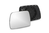 Стекло левого зеркала с подогревом для Бмв Е53 X5 / Bmw E53 X5