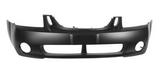 Бампер передний грунтованный для Киа Церато / Kia Cerato - 1 Поколение
