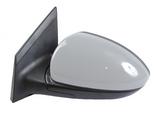 Зеркало левое электрическое с подогревом грунтованное  для Шевроле Круз / Chevrolet Cruze