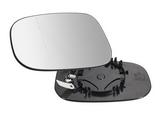 Стекло левого зеркала с подогревом v70 для Вольво С70 / В70 / Ц70 / Xц70 / Volvo S70 / V70 / C70 / Xc70