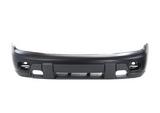 Передний бампер с отверстиями под противотуманки грунтованный для Шевроле Трейлблейзер / Chevrolet Trailblazer