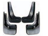 Брызговик переднего крыла л+п + задн  для Форд Фокус / Ford Focus - 3 Поколение