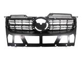 Решетка радиатора без молдингов для Фольксваген Джетта / Volkswagen Jetta