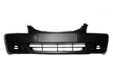 Бампер передний без отверстий под птф тагаз для Хендай Акцент + Тагаз / Hyundai Accent+ Тагаз