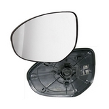 Стекло левого зеркала для Мазда 2 / Mazda 2 - 2 Поколение