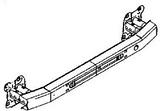 Усилитель заднего бампера  для Мазда 3 - 2 Поколение / Mazda 3 - 2 Поколение