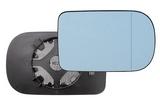 Стекло правого зеркала большое с подогревом  для Бмв Е39 / Bmw E39
