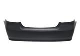 Задний бампер грунтованный черный  для Шевроле Авео Т250 / Chevrolet Aveo T250