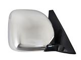 Зеркало правое электрическое с подогревом , автоскладыватель хром для Митсубиси Паджеро / Монтеро / Mitsubishi Pajero - 3 Поколение