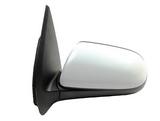 Зеркало левое электрическое с подогревом грунт для Шевроле Авео Т255 Хэтчбэк / Chevrolet Aveo T255 Хетчбек