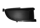 Решетка в передний бампер правая без отверстия под птф для Митсубиси Лансер / Mitsubishi Lancer 9