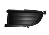 Решетка в передний бампер левая без отверстия под птф для Митсубиси Лансер / Mitsubishi Lancer 9