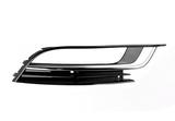 Решетка в передний бампер левая для Фольксваген Пассат Сс / Volkswagen Passat Cc